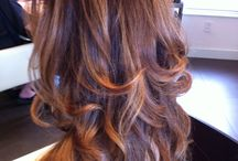 Gorgeous hairstyles / by Erin Balogh