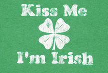 Irish / by Taylor McGinn