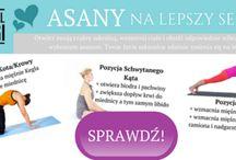 Joga / Najlepsze asany, inspiracje i artykuły o jodze. A w szczególności moja joga - dla początkujących, w domu, ashtanga