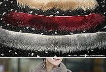 вязание мехом