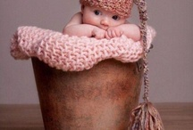 Cute and clever baby photos. / A collection of cute and clever!  Some great ideas.