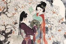 Oriental Artwork / Pictures of traditional Oriental artwork. / by Russ Keith