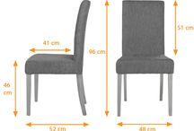 Mobiliário / medidas