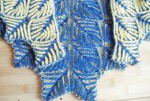 шали, шарфы, платки