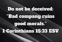 Deceive not