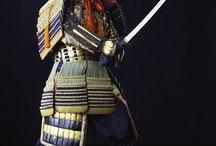 samurais, mongóis, arabes e outros