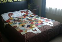 been there done that / My quilts that I've finished