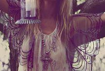 like boho hippie gypsy spirit style