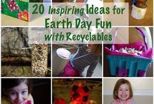 10. EARTH DAY  /  EARTH DAY - GEOGRAPHY FOR KIDS / by Maria Lapappadolce