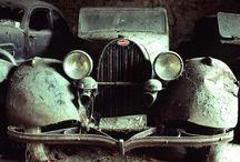 Barn Cars / by Jared Fryz