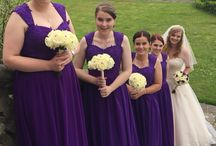 Personal photos / Emma and David's Wedding - Emma and the bridesmaids