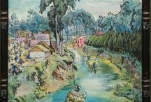 Cecil Beaton illustrations