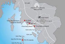 Thailand, Krabi, Ao Nang