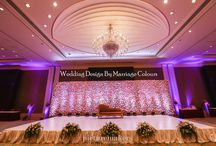 Reception Decor from the House of Marriage Colours
