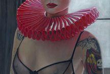 Artist Cate Rangel