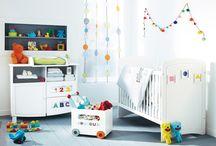 Tendências de decoração no quarto do bebê / Confira diversas ideias e inspirações para quartos de bebê.  O Blog Quarto para Bebê é um espaço voltado para a decoração infantil!