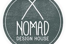 Logos / Nomad's very own logo designs