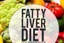 Fatty liver info and diets