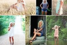 Photography/ Senior pic ideas / by Manicka Swaney