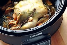 food // slow cooker / by Stephanie Ward