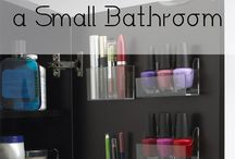Bathroom organisation