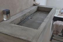 wash hans basin
