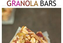 Energy and Protein bars