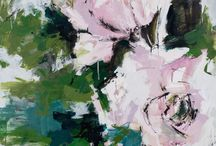 Paintings I love--florals
