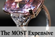 Most Expensive Jewellery / Various stones