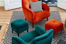 Dolphin Color Lounge Furnitures