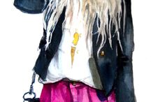 Fashion illustration / Fashion illustration
