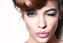 makeup; fashion; models
