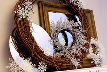 Winter Decorations / by Michele Davis Wood