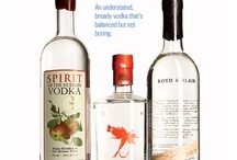 Things with vodka in them / by Zach Price