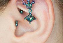 All pierced n' stuff