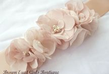 fiori di tessuto