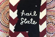 Mississippi state / by Kristen Broadhead