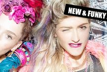 Fall Winter 2014-15 is here in a Funky way!!