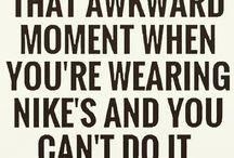 @Story of my Life O_o / #funnysideoflife #sometimesmymakeupsucks  #weightsmyissue #needmotivationbutilaughinstead #itssofuntobeme #learningtolovemyself #itrysohardsoilaughinstead