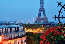 [Dream to walk through the Paris]