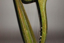 Colorful harps / by Harp Diva