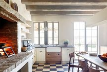 Kitchens ~ Dining Rooms ~ Pantrys