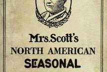 北アメリカMrs.Scott