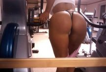 Toned Butts & Bodies / Sexy looking bodies and butts  / by Health and Fitness Vault