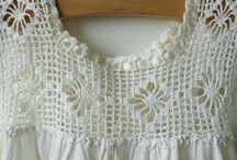 Платье Эльвире крючком