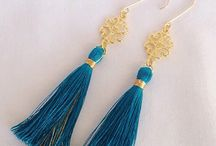 Tassel Earrings Mania <3 / Tassel Earrings Mania <3
