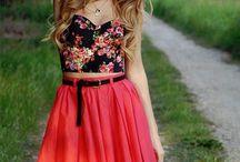 Fashionista:) / by Mattie Elder