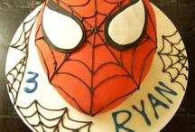 birthday cake u a / by Amy Runaas