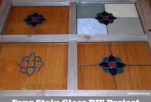Stained Glass & Pretty Bits