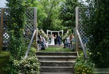 Grainer gardens Edmonton wedding